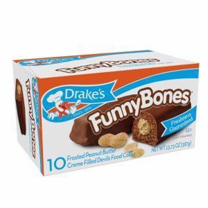 Drake's Cakes Bundle BONUS 1 Drake's Honey Bun (Yankee Doodles,Ring Ding Club Pack, 2 Yodels)