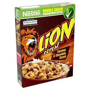 Nestle Lion Cereal - 400g