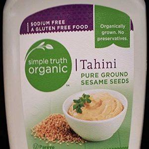 Simple Truth Organic Tahini 16 Oz (Pack of 2)