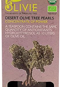 Olivie, Desert Olive Tree Pearls, Imported from Morocco, 11.99 oz
