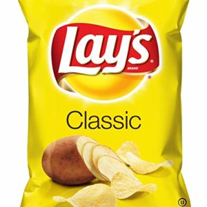 Lay's Potato Chips, Classic, 10 Ounce