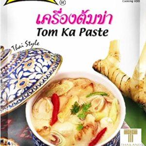 Lobo Envelope Packet Thai Paste, Tom Ka, 1.76 Ounce (Pack of 3)