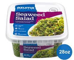 Azuma Seaweed Salad 28oz Ready to Eat