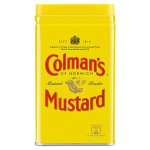 Colman's Dry Mustard Powder, 4-Oz.
