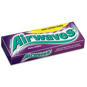 Wrigley's Airwaves Blackcurrant - Pake of 30