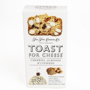 Toast for Cheese by the Fine Cheese Co - Cherries and Almond (3.2 ounce)