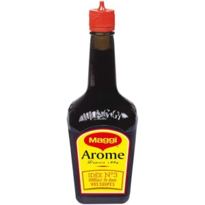 Maggi Arome Saveur Depuis 1889 - Imported From France (200ml/250g) by Maggi