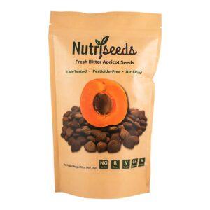 Fresh Bitter Raw Apricot Seeds | 100% Natural | 2LB Bag ...
