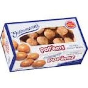 Entenmann's Pop'ems Glazed Donut Holes - Pack of 3