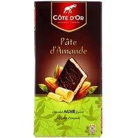 Cote D'Or Côte d'Or Noir Pâte d'Amandes 150g