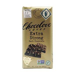 Chocolove Choc Bar Drk Xstrng