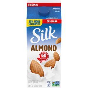 Silk Almond Milk Original