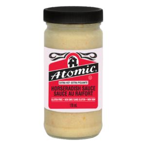 Atomic Horseradish - Extra Hot - 6 Oz Jar