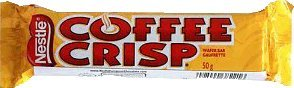 Nestle coffee crisp bar, 1.76 ounce pack of 6 from Canada