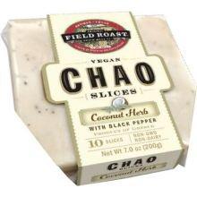 Field Roast, Alternative Cheese Chao Cnut Herb Sliced, 7 Ounce