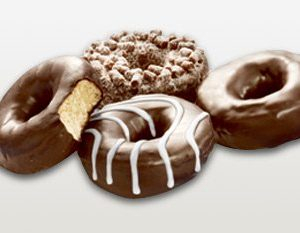 Entenmann's 8 pk. Ultimate Chocolate Lover's Variety Donuts