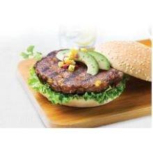Gardein Gluten Free Black Bean Burger, 3.4 Ounce -- 48 per case.