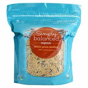 Simply Balanced Dry Whole Grain Medley 30 oz