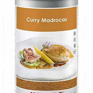 Wiberg Curry Madrocas spice mix 560g