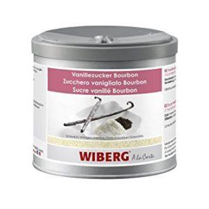 WIBERG vanilla sugar with bourbon vanilla extract (1 x 450g)