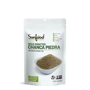 Sunfood Superfoods Chanca Piedra Tea Loose-Leaf 3.5 oz Bag