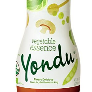 Yondu Vegetable Umami - Premium Plant-based Seasoning Sauce - All-Purpose Instant Flavor Boost, Better Than: Fish Sauce, Soy Sauce, Bouillon