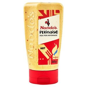 Nandos Perinaise Peri-Peri Hot Mayonnaise