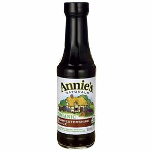 Annies Homegrown Organic & Vegan Worcestershire Sauce, 6.25 Ounce