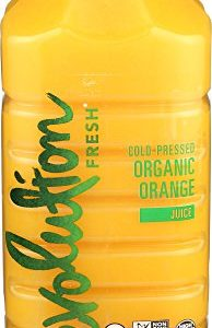 Evolution Fresh, Cold-Pressed Organic Orange Juice, 59 Oz