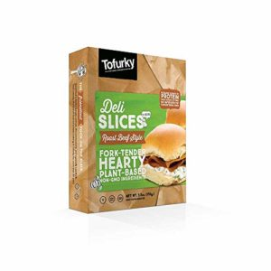 Tofurky - Roast Beef Deli, 5.5 Ounce -- 6 per case.