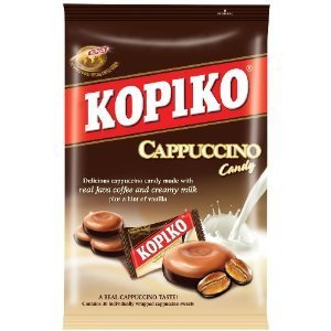 Kopiko Cappuccino Candy 120g Pack of 6