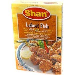 Shan Lahori Fish Mix - 100g (Pack of 2)