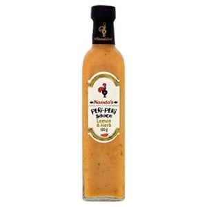Nando's Peri-Peri Sauce Lemon & Herb - 500g (1.1lbs)