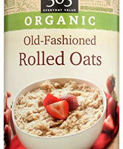 365 Everyday Value Organic Old-Fashioned Rolled Oats, 42 OZ