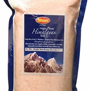 Shan Virgin Pink Himalayan Salt (Fine)