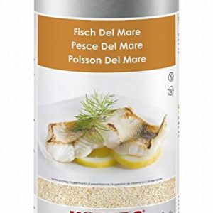 Wiberg Fish Del Mare, seasoning with sea salt - 1100g