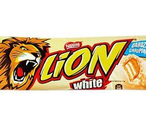 Nestle Lion White 43g