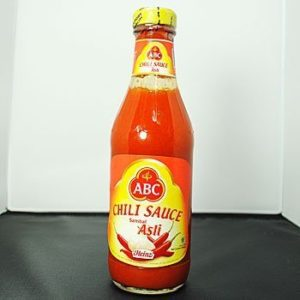 ABC sambal Asri 335ml (HALAL Halal certified products Indonesia spicy chili sauce)