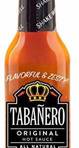 Tabañero Original Hot Sauce (5oz Bottle)
