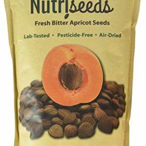 Fresh Bitter Raw Apricot Seeds   100% Natural   2LB Bag ...