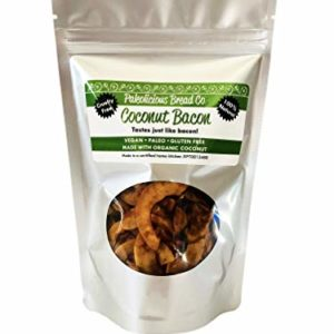 Coconut Bacon For Healthy Snacking Paleo Diet Gluten Free And Vegan