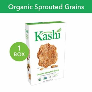 Kashi, Breakfast Cereal, Organic Sprouted Grains,Vegan, Non-GMO Project Verified, 9.5 oz