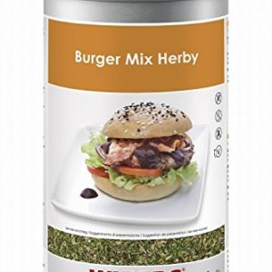 Wiberg Burger Mix Herby, seasoning, 400g