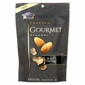 BLUE DIAMOND, ALMONDS, BLACK TRUFFLE, Pack of 6, Size 5 OZ - No Artificial Ingredients Kosher Vegan Yeast Free