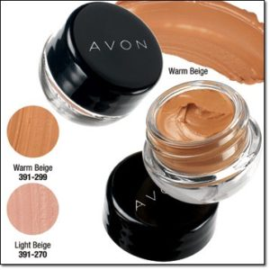 "Avon Eyeshadow Primer ""Light Beige"""