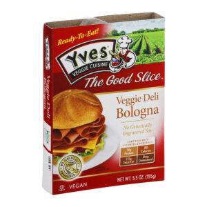 Yves Veggie Deli Sliced Bologna, 5.5 Ounce (pack Of 8)