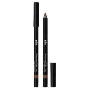 Jolie Hydrating Lip Balm Lipstick - Shiny, Sheer Luminous Color (Strawberry Cream)
