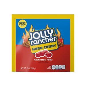 JOLLY RANCHER Hard Candy, Cinnamon Fire, 13 Ounce