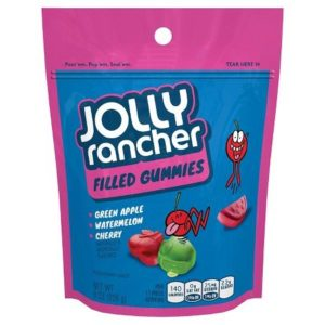 Jolly Rancher Filled Gummies, 8 oz