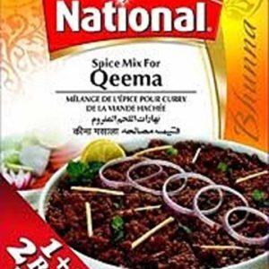 NATIONAL Qeema (Extra Value: 2 Bags Inside) 100g